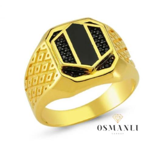 Altın Erkek Yüzüğü