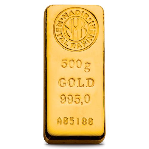 24 Ayar 500gram Altın